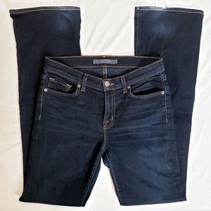 J Brand 818 Slim Boot Cut Jeans Ignite Size 27